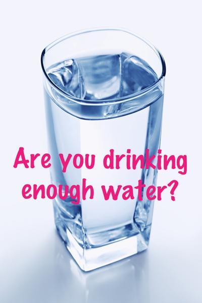 1. Kurang Minum Air