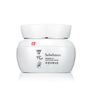 3. Sulwhasoo Snowise EX Whitening Cream