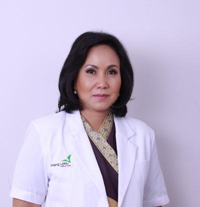 Dr. Inayah Budiasti: Akupuntur Bisa Membantu Melangsingkan Tubuh