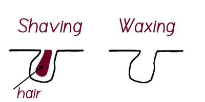 Waxing Lebih Ampuh Dibanding Mencukur