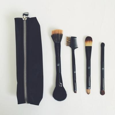 2. Sonia Kashuk Double Duty Brush Set