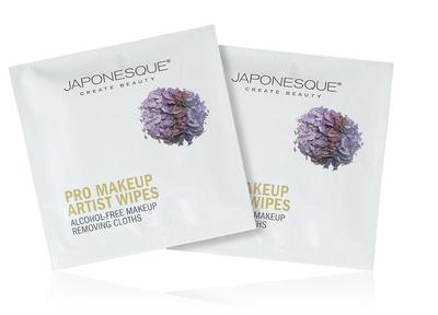 5. Japonesque Pro Makeup Remover Wipes