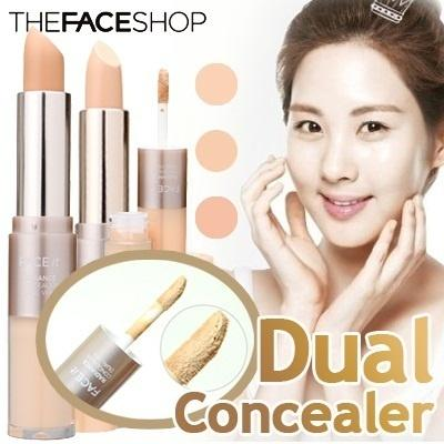 Review: The Face Shop 'Face It' Radiance Concealer Dual Veil