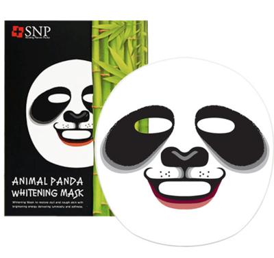 9. SNP Animal Panda Whitening Mask