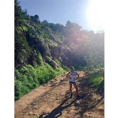 1. Hiking