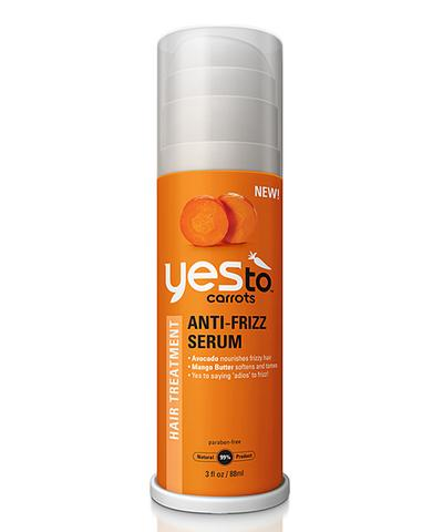 Yes to Carrots Anti-Frizz Serum