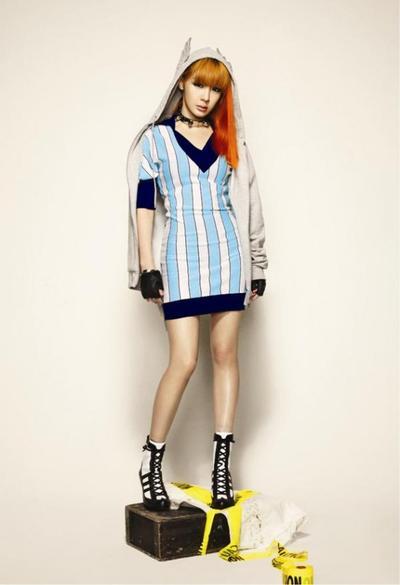 6. Park Bom (2NE1)