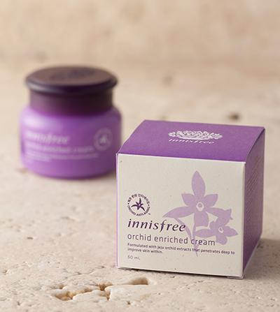 Review: Innisfree Orchid Enriched Cream