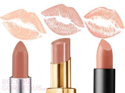 15 Pilihan Lipstik Berwarna Nude untuk Semua Warna Kulit