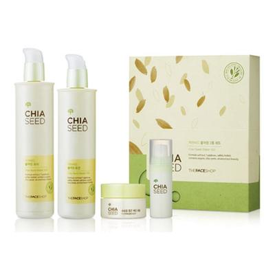 Review: The Face Shop Chia Seed Collection