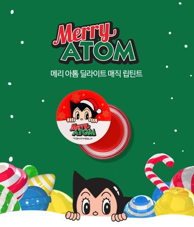 Review: TonyMoly Merry Atom Series Collection
