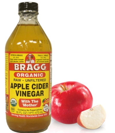 1. Cuka Apel