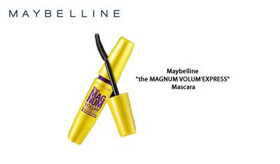 4. Maybelline Magnum Volume Express