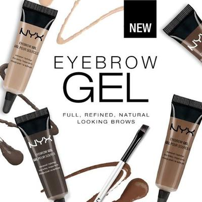 Review: NYX Brow Gel