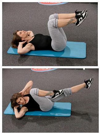 Bentuk Otot Pada Tubuh