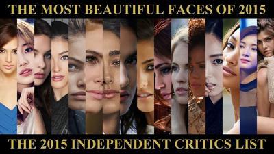 100 Wajah Tercantik dan Tertampan 2015