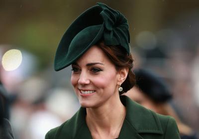 Gaya Fashion Kate Middleton Saat Rayakan Natal