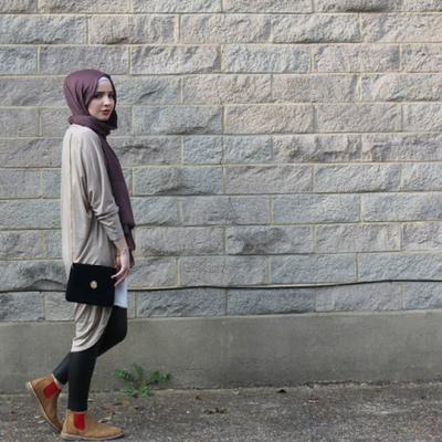4. Knit Wear dan Basic Top