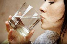 1. Minum Air Putih
