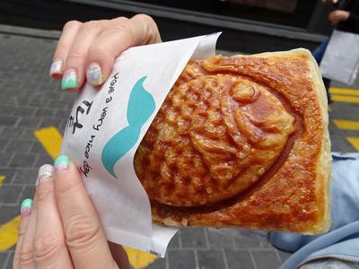 Croissant Bungeoppang