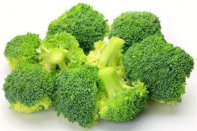 7. Asparagus dan Brokoli