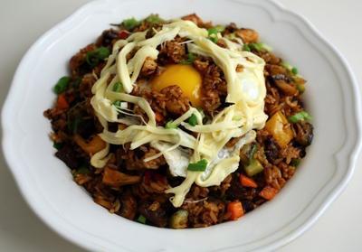 Resep: Cicip Uniknya Bokkeumbap, Nasi Goreng Kimchi ala Korea