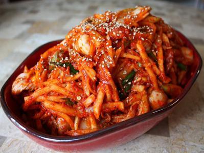 Resep: Kimchi Khas Korea