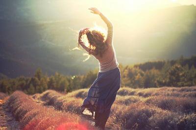 Bangun dan Katakan Selamat Pagi Pada Matahari