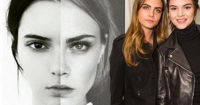 Clothing Line dari Duo Supermodel Kendall dan Cara Delevigne
