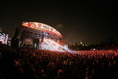 2. Singapore Laneway Festival
