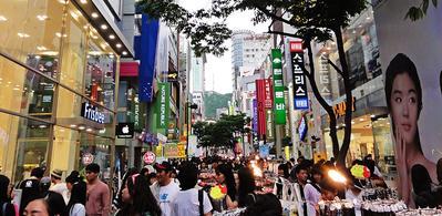 3. Myeongdong