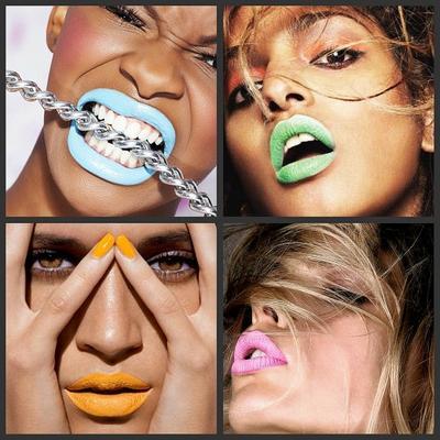 7 Warna Lipstik yang Tidak Biasa & Unik