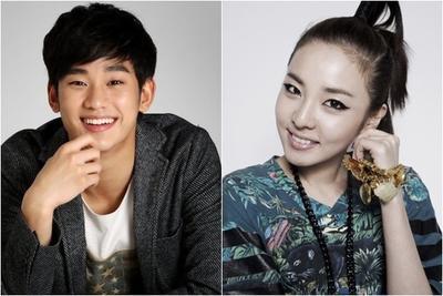 Rumor Pacaran Sandara Park 2NE1 & Kim Soo Hyun Kembali Muncul