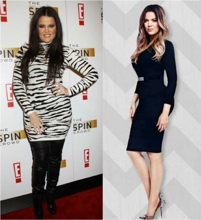 2. Khloe Kardashian