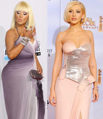 4. Christina Aguilera