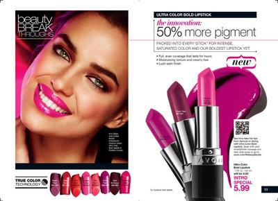 Lipstik Dari Brand Avon