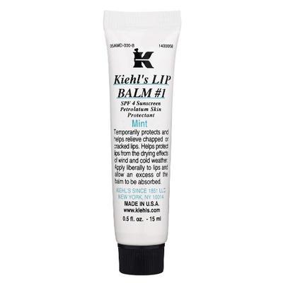 4. Kiehl's Lip Balm # 1