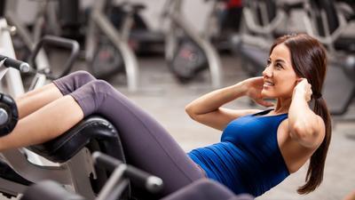 Benda-Benda yang wajib Dibawa Saat Pergi ke Gym