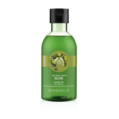 3. The Body Shop Olive Shower Gel