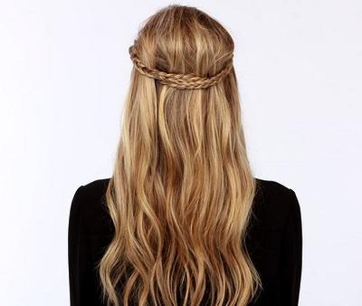 Tips Membuat Rambut Kepang untuk Acara Pesta