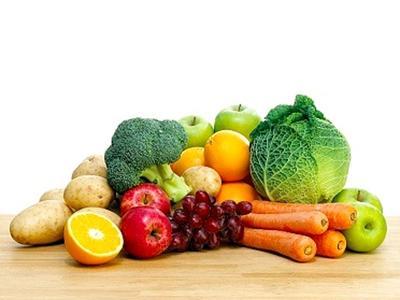 4. Perhatikan Konsumsi Makanan