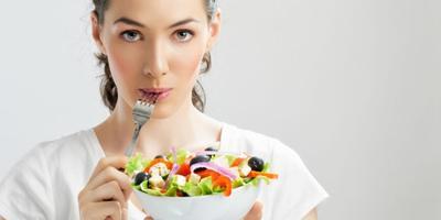 1. Perhatikan Asupan Makanan