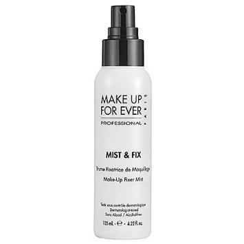 1. Make Up For Ever Mist & Fix
