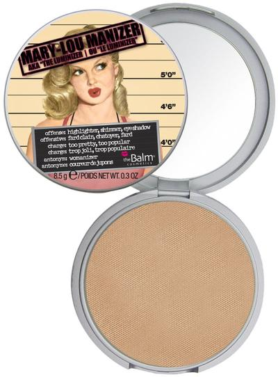 2. The Balm Mary Lou Manizers