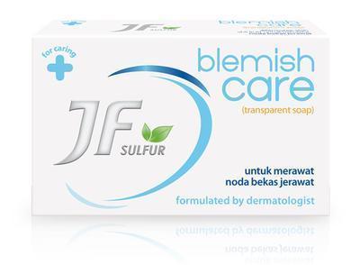 Hilangkan Bekas Jerawat Dengan JF Sulfur Blemish Care