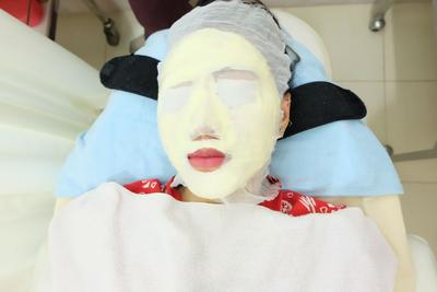 Pengaplikasian Masker