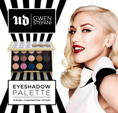 Review: Urban DecayXGwen Stefani Eyeshadow Palette