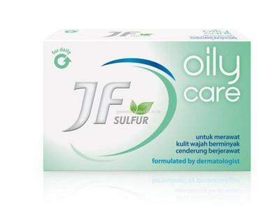 Kulit Berminyak? Atasi Dengan Sabun JF Sulfur Oily Care