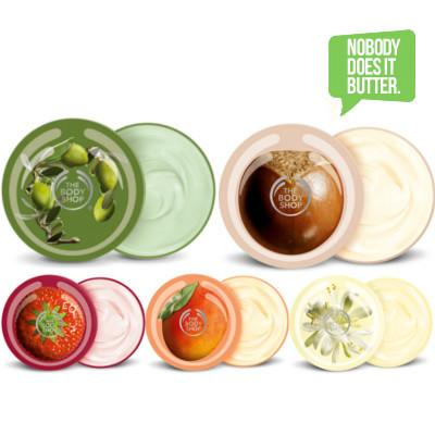 5 Body Butter Terfavorit dari The Body Shop