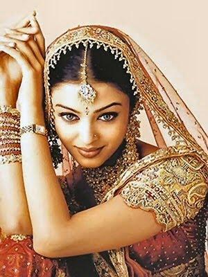 Rahasia Kecantikan Wanita India